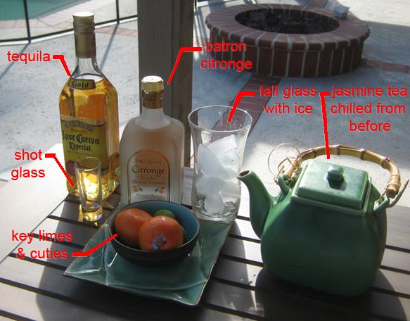 jasmine citrus patron